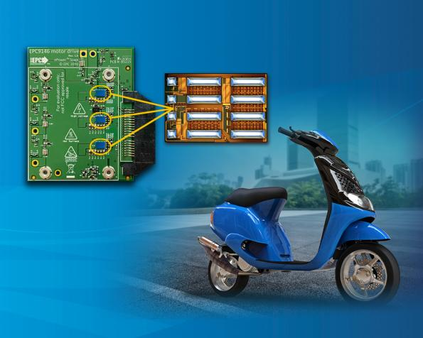 400W GaN motor reference design for e-mobility