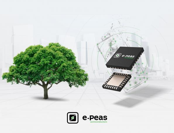 e-peas has just completed its latest funding round in which the company raised euro 8 million to further the company's growth.