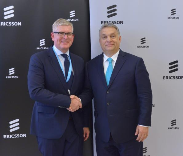 Ericsson opens new headquarters and R&D lab in Hungary