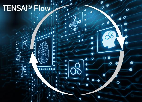 Eta Compute has announced the TENSAI Flow software suite that has been developed to help design machine learning applications for IoT and low power edge devices.