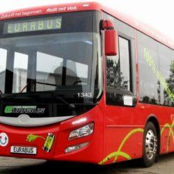 BMZ starts shipping battery systems for 1000 e-buses in Germany