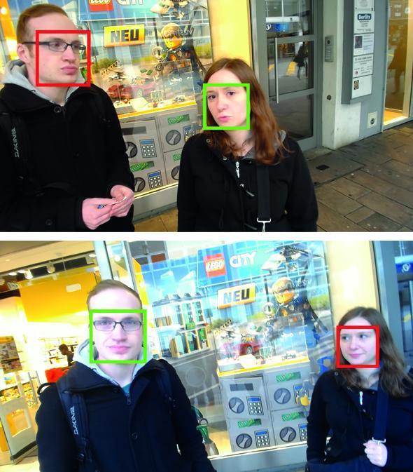 Neural network research automates eye gaze detection