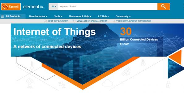 Freely available content assists IoT developers