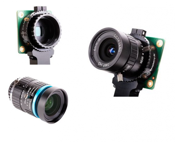 Farnell has introduced the Raspberry Pi High Quality Camera, which features a 12-megapixel ultra-definition-resolution camera with interchangeable lenses.