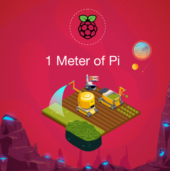 element14 and Raspberry Pi have launched a competition to create high-tech, sustainable farm within one square meter.