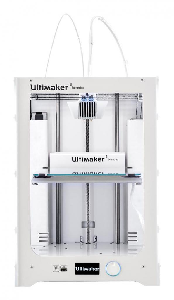 Farnell now has a range of Ultimaker products in stock in Europe. The Ultimaker 3D printers are designed to quickly prototype and make functional models.