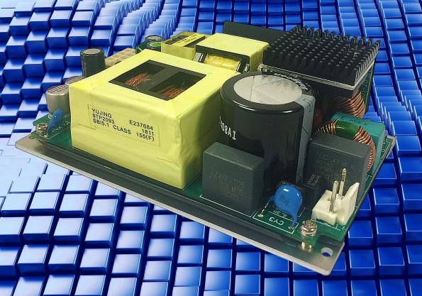 450W medical power supplies can run in Silent Mode
