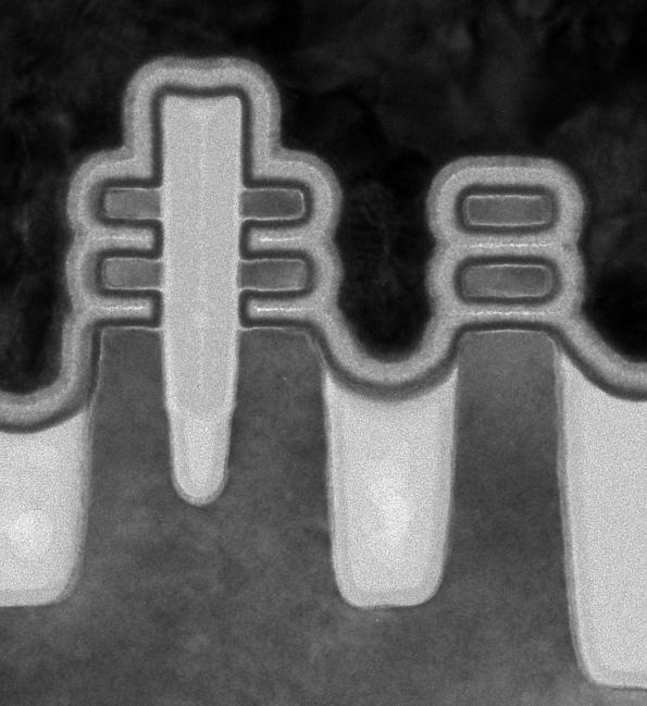 imec builds working forksheet transistors for 2nm, 1nm