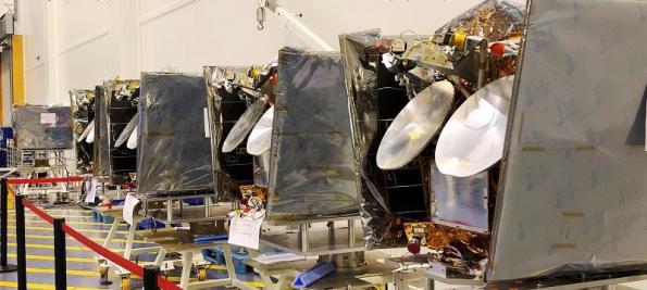 OneWeb challenge for next generation LEO satellite designs