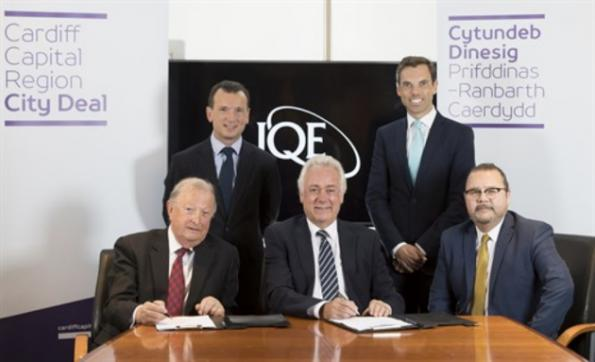 Welsh councils sign to own chip foundry