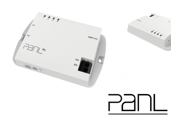 Bridgetek's new PanL Mood Lighting (ML) units are an easy and cheap RGB-enabled lighting control solution.