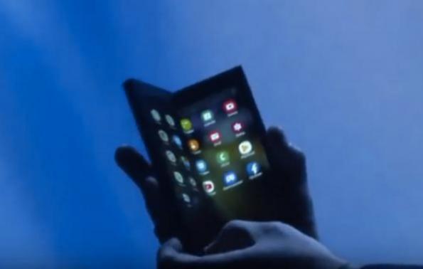 Samsung recalls foldable smartphone