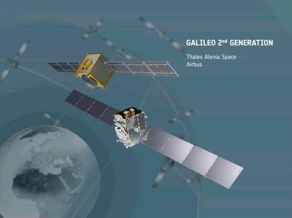€1.5bn deal to develop next gen Galileo satellites