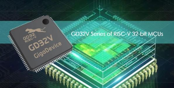 GigaDevice Semiconductor has launched, what the company claims is, the world's first open-source RISC-V based GD32V series 32-bit general-purpose MCUs.