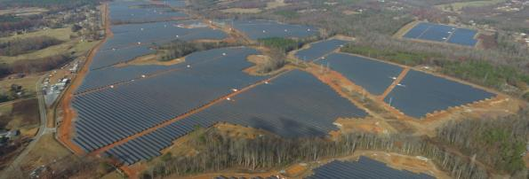 Google taps 1.6m solar panels to power US data centres