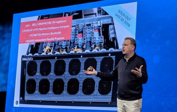 Graphcore's Toon tips Dell AI server