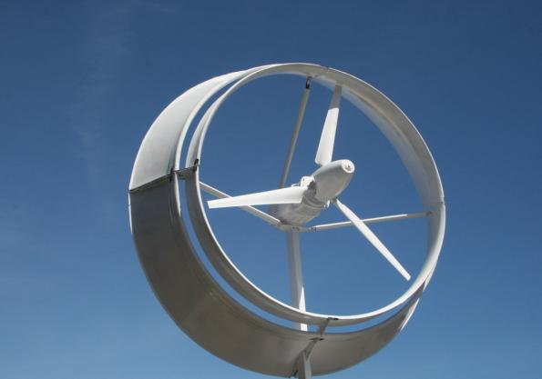 Microturbine ships to power wireless basestations