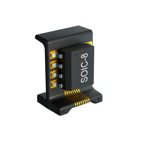 Component carrier for optical sensors