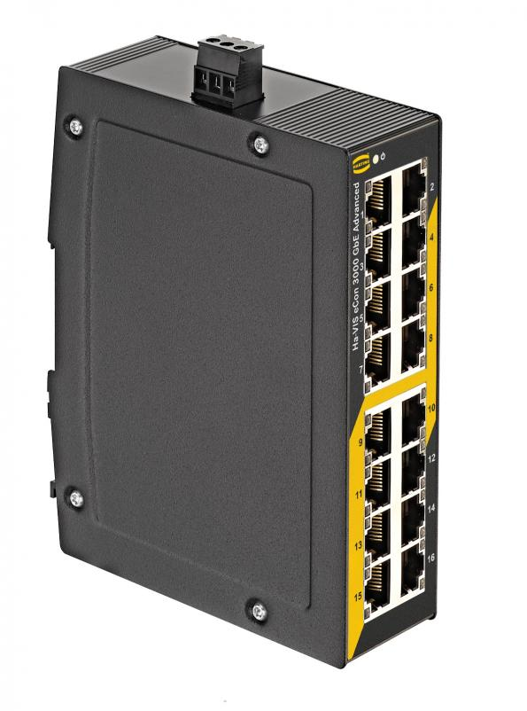 Ethernet switches support high-performance imaging processes: