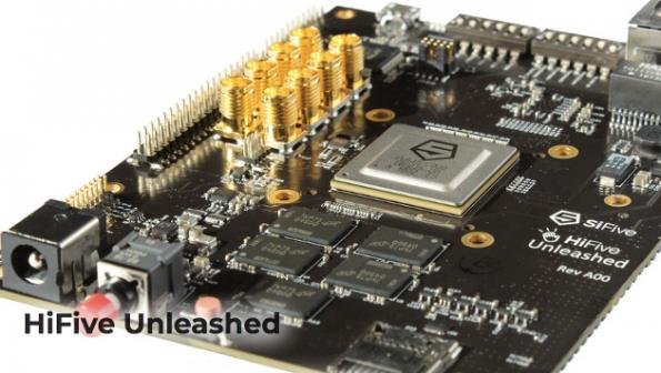 SiFive releases Linux SoC processor and board