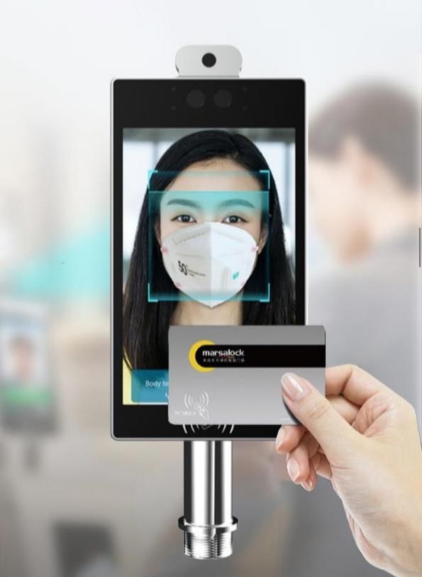 Rutronik UK has added the Holitech's MM8 Smart Panel PC which features intelligent face recognition and sensor-controlled temperature recording.