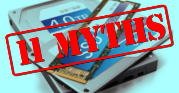 11 myths about NAND Flash controllers