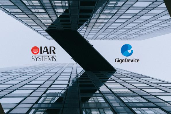 IAR compiler and debugger supports GigaDevice's RISC-V MCUs