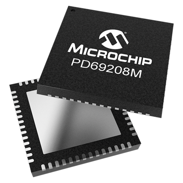 Chipset eases transition to standard 90W PoE