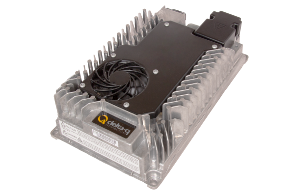 CAN-based 85V and 120V lithium battery chargers target industrial applications