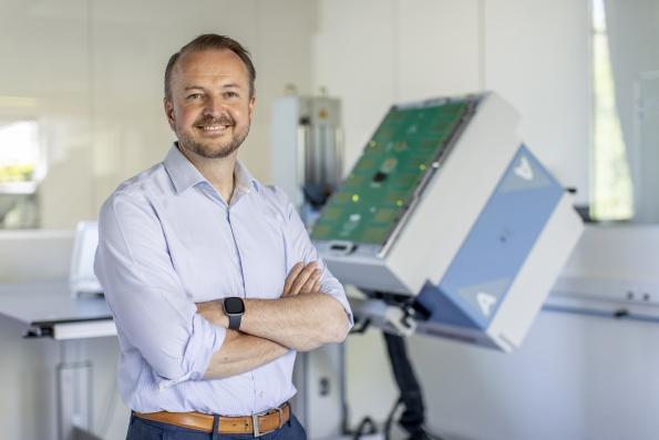 Chip designer brings test back to Europe