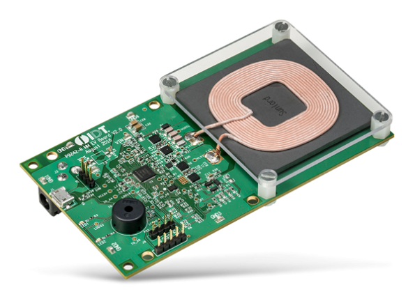 Turnkey board for in-vehicle Qi wireless charging