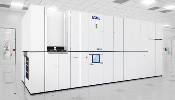 ASML and IMEC collaberate to take EUV lithography to high-NA
