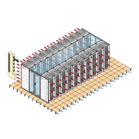 Precision liquid cooling for racks and rows in data centres