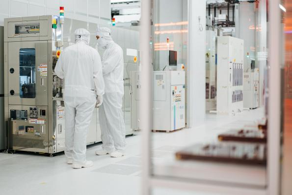 Infineon boosts capex by 50 percent to €2.4bn
