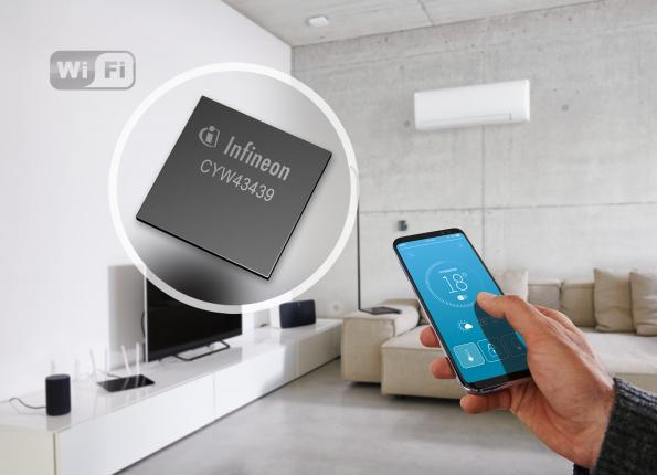 WiFi4 chip boosts security for IoT networks