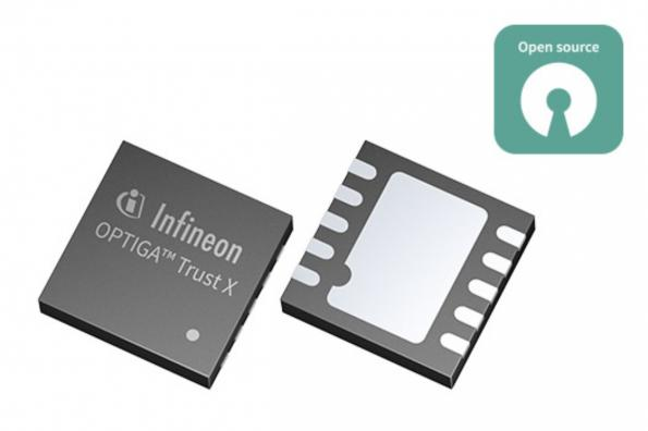 Infineon adds OPTIGA Trust X host code and documentation to