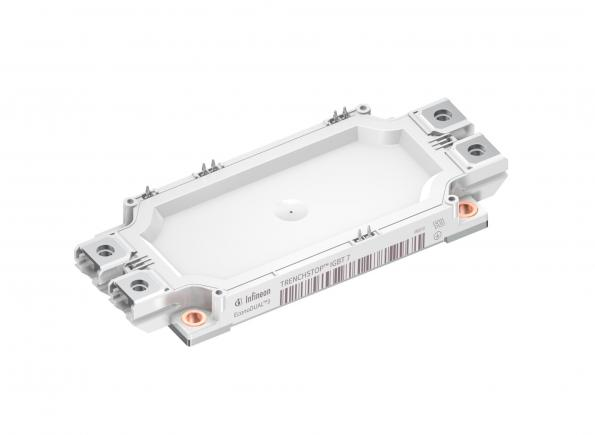 Infineon boosts current rating of 1200 V EconoDUAL 3 modules