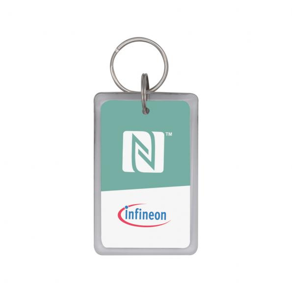 Infineon's latest NFC reference tags have been approved under the NFC ForumCertification Program to confirm their compliance with the Type 4A Tag and the Type 4B Tag.
