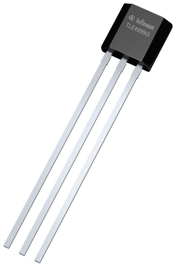 Infineon's new monolithically integrated linear Hall sensor has been developed to meet the ISO26262 safety standard for automotive applications.
