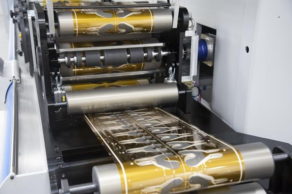 InnovationLab and Heidelberger Druckmaschinen AG (Heidelberg) have partnered on an initiative to mass produce cheap printed and organic sensors.