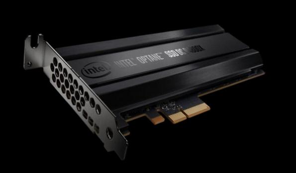 Intel launches SSD based on 3D XPoint memory