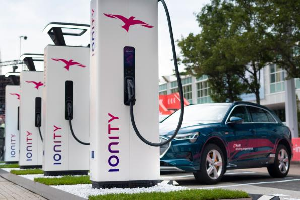 European charging network Ionity has launched a 350kW fast charger rd.