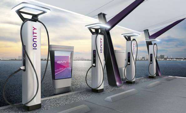 Megawatt charging network for long-haul trucks under development