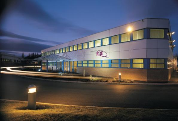 IQE's Newport epitaxial wafer foundry gets production OK