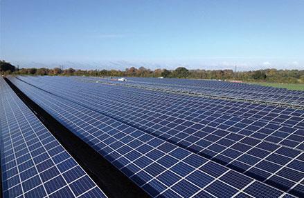 World's largest UHV demonstrator adds bifacial solar panels