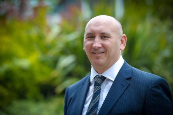 New boss to build £80m UK battery centre