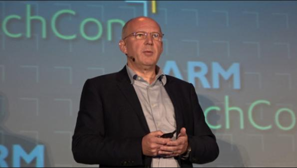 Machine learning interview with Jem Davies of ARM