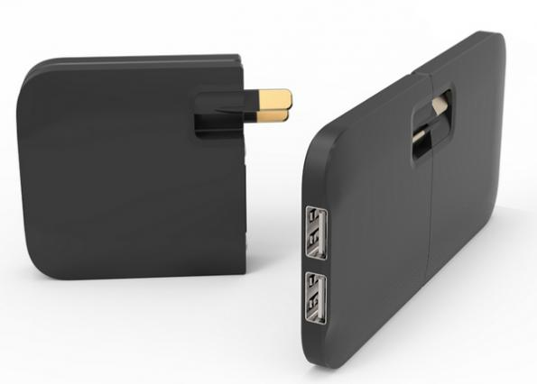 Thin charger startup raises seed funds