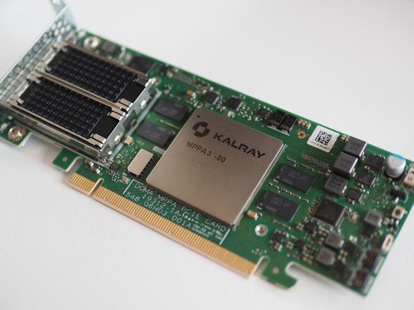 Kalray, Sanmina team for memory storage array
