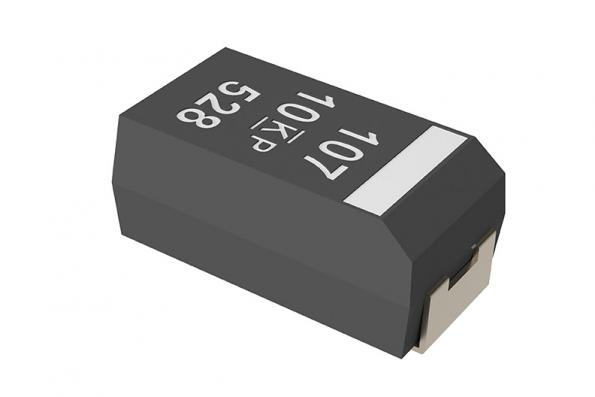 Temperature boost for tantalum polymer surface mount capacitors